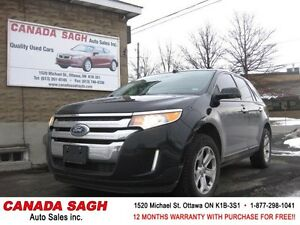 2011 Ford Edge 4WD 163km , 12M.WRTY+SAFETY $10990