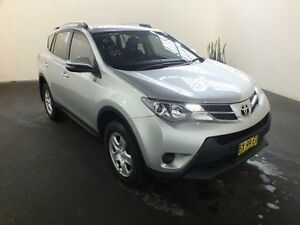 2014 Toyota RAV4 ZSA42R GX (2WD) Silver Pearl Continuous Variable Wagon Clemton Park Canterbury Area Preview