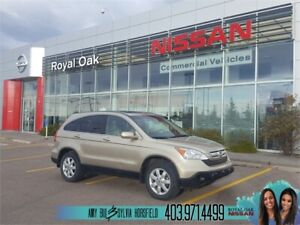 2008 Honda CR-V EX-L ** LEATHER and No Accidents! **