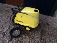 karcher steam cleaner, karcher hot pressure washer £560