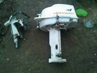 Johnson sea horse 18hp outboard spares or repairs non runner