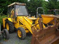 JCB 3CX Sitemaster 4WD Digger
