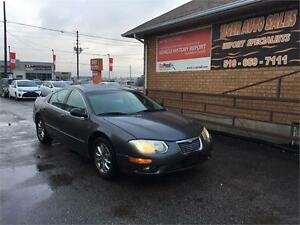 2004 Chrysler 300M***LEATHER***SUNROOF**197 KMS***AS IS SPECIAL London Ontario image 1