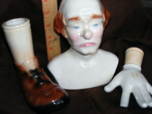 """DOLL MAKERS FOR SALE HEAD,HANDS ,FEET,CLOWN """"LOOK"""" Peterborough Peterborough Area image 6"""