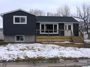 Completely Renovated Home on HUGE Lot!