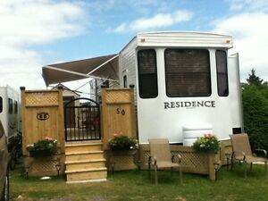 Park Model 402BH Keystone Residence in Hubbards Beach Campground