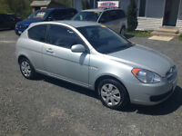 "2010 Hyundai Accent GL Coupe (2 door) ""ONLY 65000 KM"""