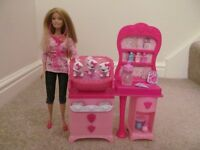 Barbie Luv Me 3 1-2-3 Checkup Playset with Doll