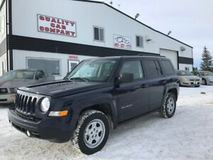 2014 Jeep Patriot North Edition, AWD, Certified, Sale Only $9850