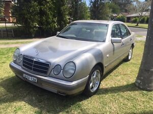1998 Mercedes-Benz E320 Sedan Newcastle Newcastle Area Preview