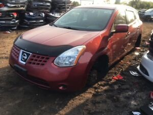 2008 Nissan Rogue just in for parts at Pic N Save!