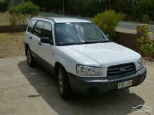2003 Subaru Forester Wagon Payneham South Norwood Area Preview