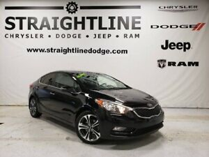 2016 Kia Forte EX/HEATED SEATS/LOW KM'S/BACK UP CAM