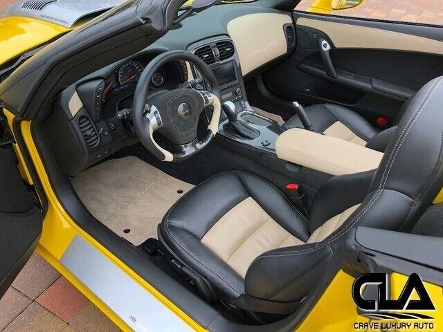 Image 4 Coche Americano usado Chevrolet Corvette 2010