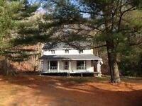 Charming Country Home for Rent - 10 min from Huntsville