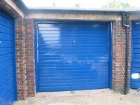 Quadruple garage in Morden. £100 per week inclusive