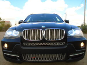 2007 BMW X5 4.8i V8-LUXURY SPORT PKG-AWD-LEATHER-SUNROOF