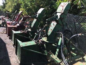 Lot of Snow removal equipment. Everything must go!