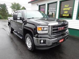 2015 GMC Sierra 1500 SLE 5.3L Double Cab w/ Tow Package!