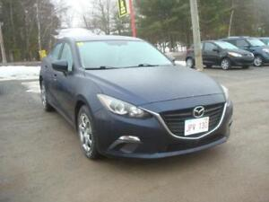 2014 Mazda Mazda3 GX-SKY.... GOOD OR BAD CREDIT, GIVE US A CALL