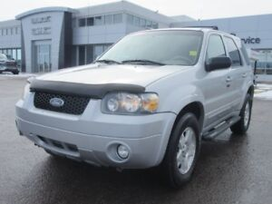 2007 Ford Escape Limited. Text 780-205-4934 for more information