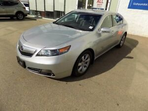 2013 Acura TL TECH PACKAGE/NAVIGATION/LEATHER/SUNROOF/BACKUP CAM