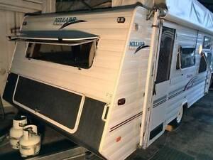 #1876 Millard, 17' Pop Top, Mfg 2004, Front kitchen, Island bed Penrith Penrith Area Preview