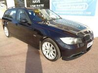 BMW 320 2.0TD 2008 d Edition SE Touring Full S/H 9 stamps Finance Available p/x