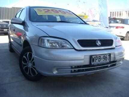 2001 Holden Astra Auto Sedan