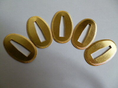 CLASSY 5 SEPPA BRASS FOR JAPANESE SWORD(TSUBA-FUCHI-ITO-TSUKA-MENUKI-HABAKI) for sale  China