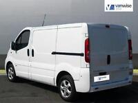 2012 Vauxhall Vivaro 2700 CDTI SPORTIVE Diesel white Manual