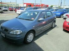 2001 Holden Astra TS City Blue 4 Speed Automatic Hatchback Coopers Plains Brisbane South West Preview