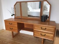 Free Dressing Table with Detachable Mirror - NW2