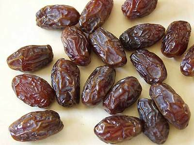 Natural California Medjool Dates -2 lbs bag-Green Bulk