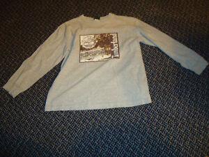 Boys Size 12 Timberland Long Sleeve T-Shirt Kingston Kingston Area image 1