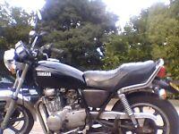 hi i am selling my yamaha xs250 as i have to many bikes