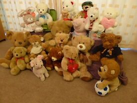 21 Soft Toys