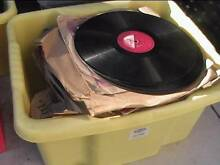box of 78 rpm records Belmont South Lake Macquarie Area Preview