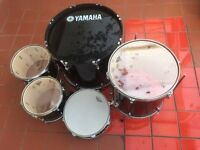 Yamaha Drums + Meinl Cymbals
