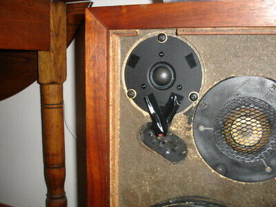 ACOUSTIC RESEARCH AR-3 TWEETER REPLACEMENT- SATISFACTION GUARANTEED