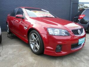 2013 Holden Commodore VE II MY12.5 SV6 Red 6 Speed Automatic Sedan Fawkner Moreland Area Preview