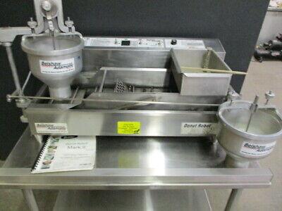 Donut Machine Fryer  Belshaw Makk Ii Digital Donut Robot  6100 Nice