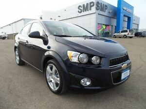 2016 Chevrolet Sonic LT, rem. start, back up camera, sunroof, al