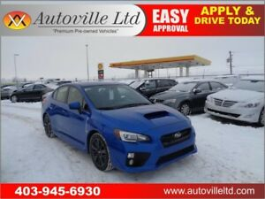 2015 Subaru WRX Sport Tech AWD Navigation B.Cam Sunroof