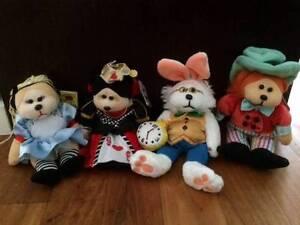 Beanie Kids Wonderland Series Set of 4 Kensington Park Burnside Area Preview
