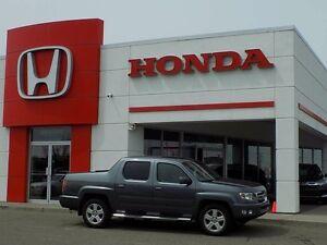 2011 Honda Ridgeline EX-L 4x4 Crew Cab 122 in. WB