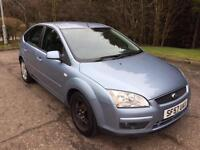 2007 57 FORD FOCUS 1.8 STYLE 5D 124 BHP