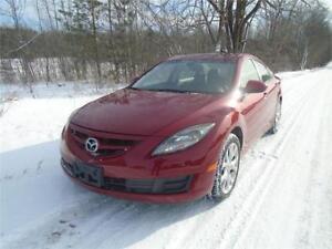 2009 Mazda Mazda6 GT Certified