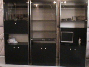 THREE PIECE WALL UNIT