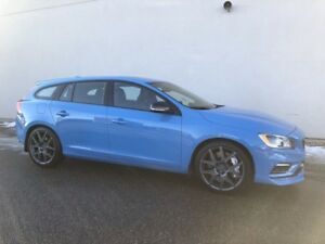 2017 Volvo V60 T6 Polestar-SECOND SET TIRES & RIMS, LOW KM'S